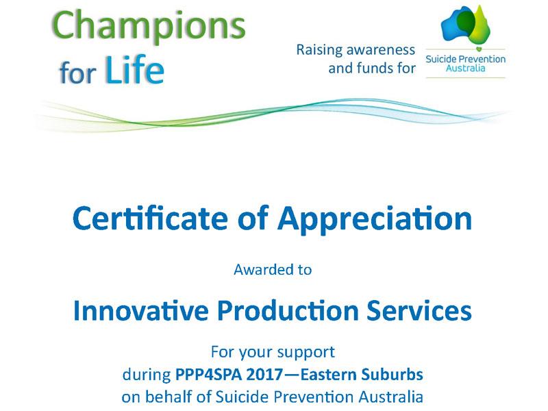 PPP4SPA-award